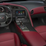 2019 Chevrolet Corvette Coupe Interior