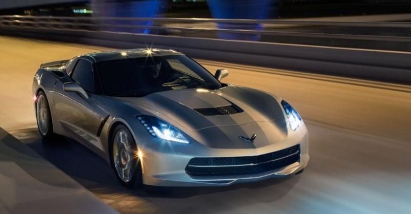 2021 Chevrolet Corvette Coupe