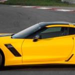 2019 Chevrolet Corvette Exterior
