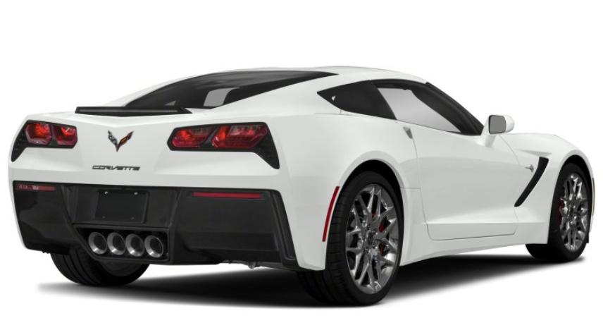 2021 Chevrolet Corvette Stingray Exterior