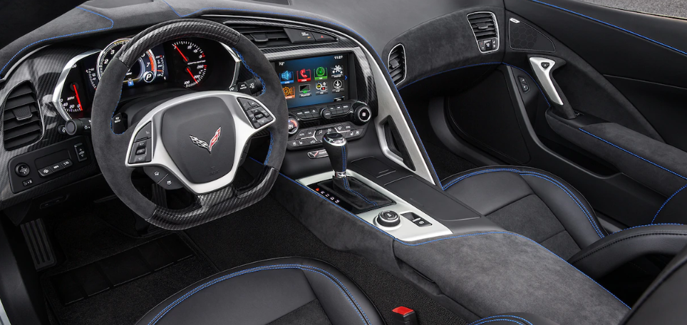 2019 Chevrolet Corvette Stingray Engine