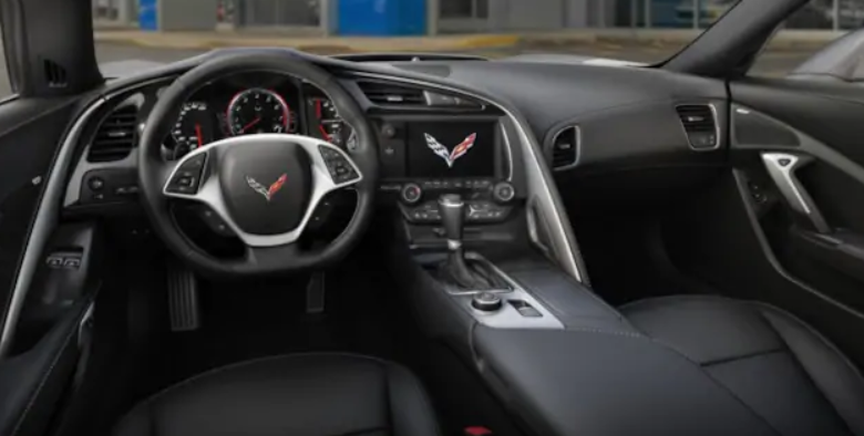 2019 Chevrolet Corvette Stingray Z51 Interior