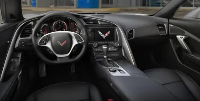 2021 Chevrolet Corvette Stingray Z51 Interior