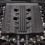 2019 Chevrolet Corvette ZR1 Engine