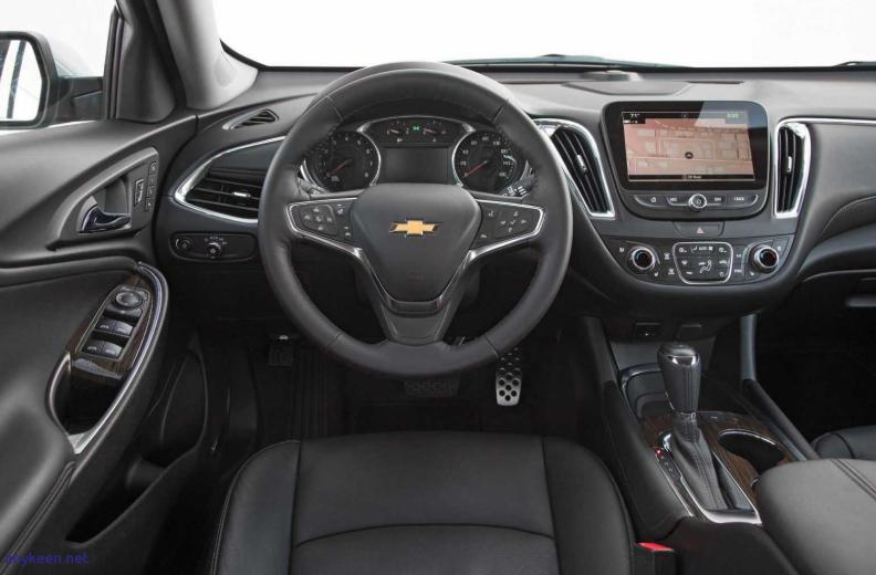 2019 Chevrolet Malibu Interior
