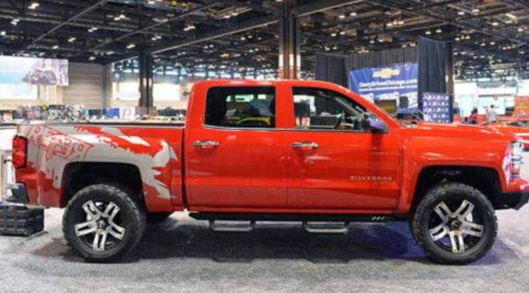 2019 Chevrolet Reaper Exterior