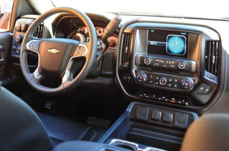 2021 Chevrolet Reaper Interior