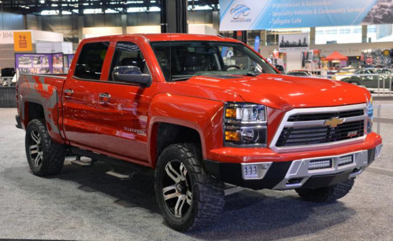 2021 Chevrolet Reaper