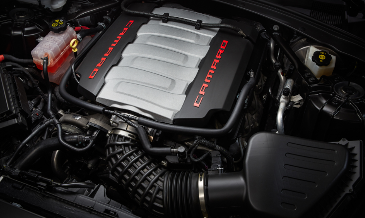 2019 Chevrolet SS Engine