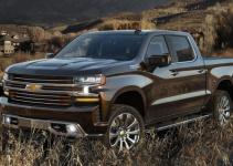 2019 Chevrolet Silverado 1500 Diesel Exterior