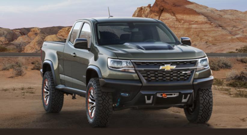 2021 Chevrolet Silverado 1500 Diesel