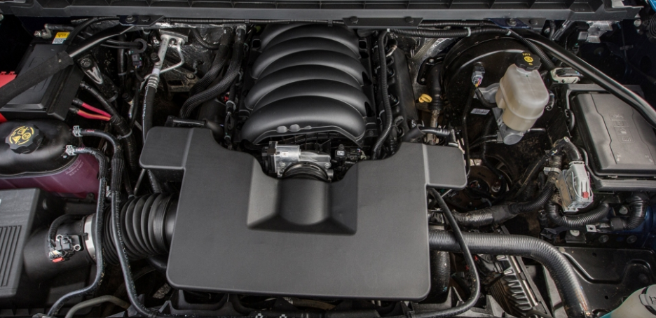 2019 Chevrolet Silverado Engine
