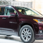2018 Traverse Release Date >> 2019 Chevrolet Traverse Release Date Configurations