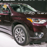 2019 Chevrolet Traverse Exterior