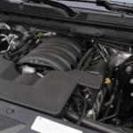 2019 Chevy Silverado 2500HD Engine