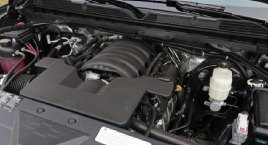 2021 Chevy Silverado 2500HD Engine