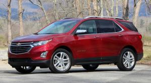 2020 Chevrolet Equinox Exterior