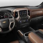 2020 Chevrolet Impala Interior