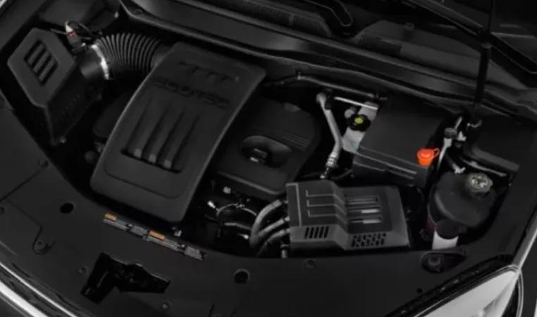 2020 Chevrolet Suburban Engine