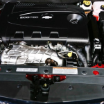 2020 Chevy Cruze Engine