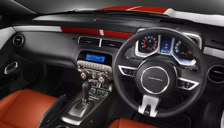Chevrolet Camaro 2020 Interior