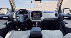 Chevrolet Trailblazer 2020 Interior