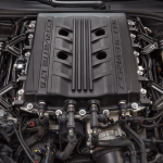 2019 Chevrolet Corvette Convertible Engine