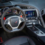 2019 Chevrolet Corvette Z06 Interior