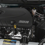 2019 Chevrolet Impala SS Engine