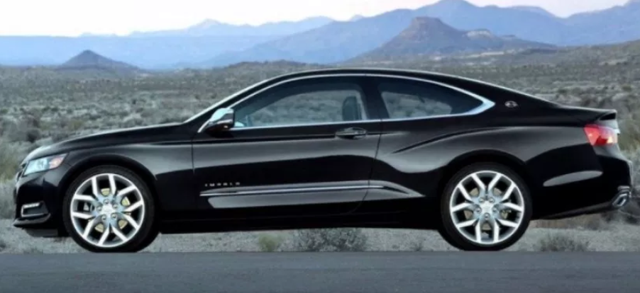 2019 Chevrolet Impala SS Exterior