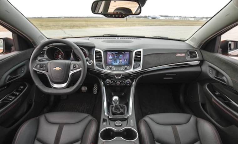 2019 Chevrolet Impala SS Interior