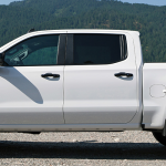 2019 Chevrolet Silverado Trail Boss Exterior