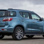 2019 Chevrolet Trailblazer Exterior