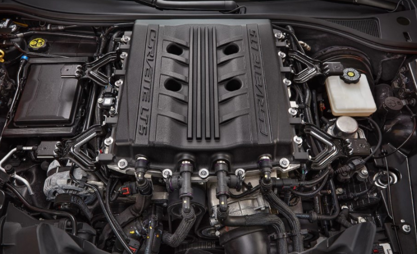 2021 Chevy Chevelle Engine Performance