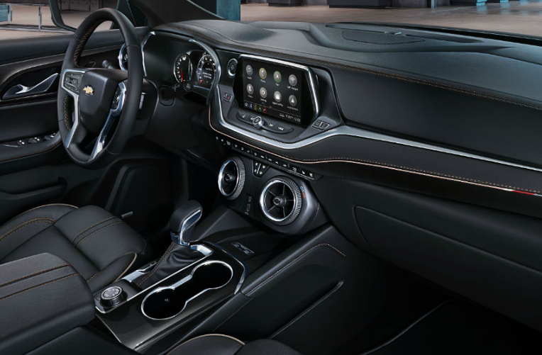 2019 Chevy Chevelle Interior Design