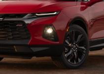 2021 Chevrolet Blazer Exterior