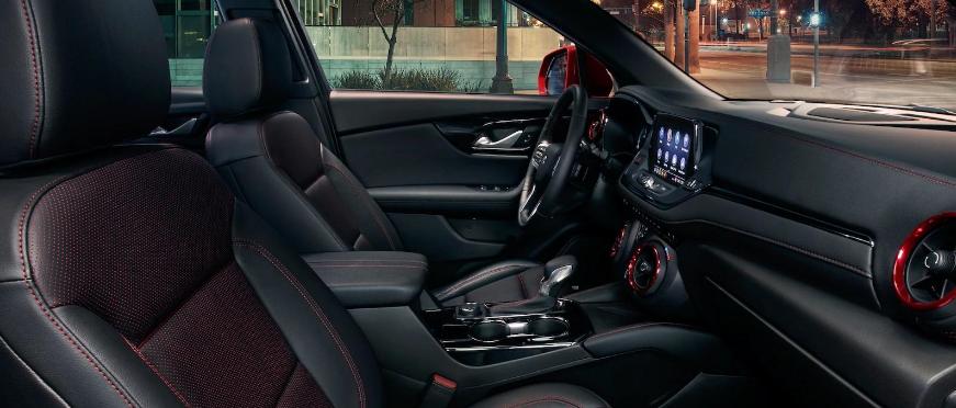 2021 Chevrolet Blazer Price, Interior, Concept | Chevrolet ...