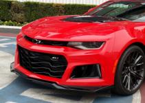 2021 Chevrolet Camaro Exterior