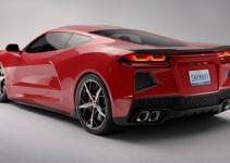 2021 Chevrolet Corvette Exterior
