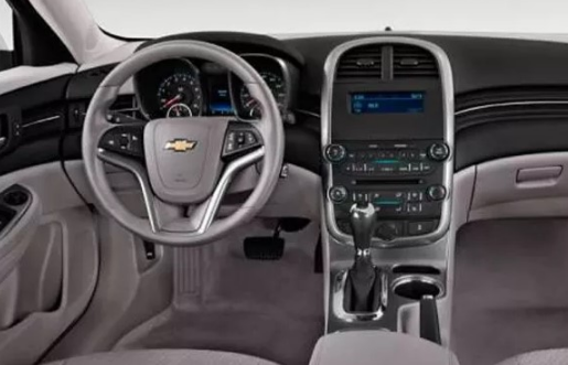 2021 Chevrolet Malibu Interior
