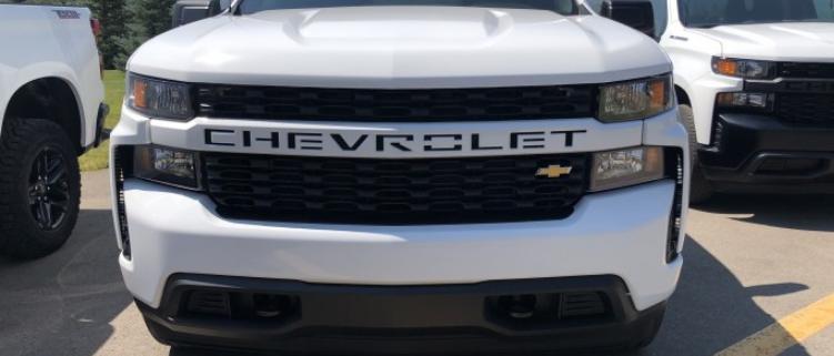2021 Chevrolet Silverado Exterior