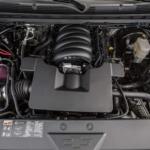 2021 Chevy Suburban Engine