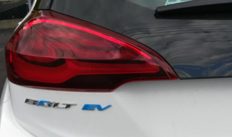 2021 Chevrolet Bolt EV Exterior